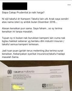 Takaful Naik Harga 01